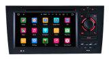 Sistema de navegação por DVD Carro Carplay antirreflexo (Opcional) Para o Audi A6