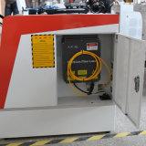 Macchina per incidere del laser della fibra con la calotta di protezione
