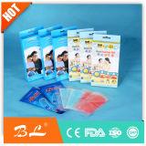 Rilievi di raffreddamento di febbre del bambino della zona del gel del fornitore cinese