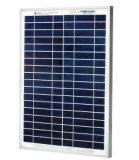 poly panneau solaire 20W pour le système 12V solaire