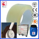 Druckempfindlicher transparenter acrylsauerklebstreifen für Karton-Dichtung
