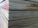 18mm schwarzer Film-Pappel-Kern-Marinefurnierholz zum Dubai-Markt