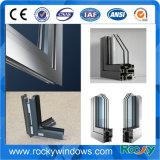 고품질 알루미늄 여닫이 창 Windows