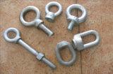 Pièce G279 de pièce forgéee nous type boulon de vis en acier d'oeil