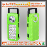 Indicatore luminoso Emergency ricaricabile del LED con la torcia elettrica di 1W LED (SH-1902)