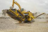 Maxillaire mobile d'usine de concasseur de pierres écrasant la machine avec le prix concurrentiel