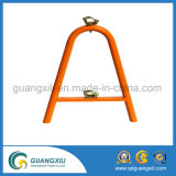U Type Security Road Traffic Sign pour Janpan Market avec Orange Color