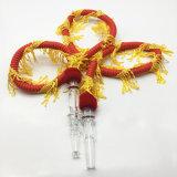 화재 용 디자인 1.5m 빨간 고무 Shisha Hookah 호스 (ES-HH-002-2)