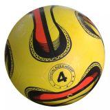 Bola de futebol de borracha de promoção de tamanho completo