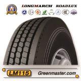 Longmarch Roadlux Reifen 11r22.5 11r24.5 des LKW-Gummireifen-TBR