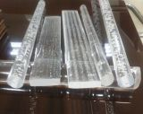 Riga di plastica dell'espulsione della barra acrilica automatica di capacità elevata PMMA Rod