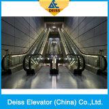 Haltbarer Passagier-allgemeine automatische Förderanlagen-Rolltreppe mit FUJI-Qualität Df1000