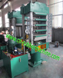 Vulcanizing di gomma Press di 4 Working Layers, Rubber Vulcanizing Press