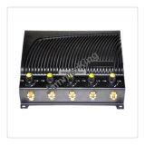 最も新しい5アンテナデスクトップ3G電話妨害機のLojackの妨害機