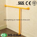 Nylon della mobilia della stanza da bagno o barra di gru a benna di Floding della scala di legno