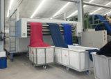 Der leistungsfähige Durchlauf drei hoch entspannen sich Trockner der Textilmaschine für Textilfertigstellung