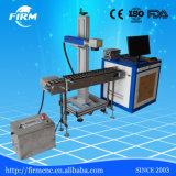Máquina de la marca del laser de la fibra del precio bajo hecha en China