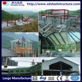 Construction préfabriquée de structure métallique