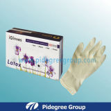 Работа Glove с multi-Purpose Disposable Latex Lgmw-Pm5.5