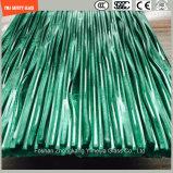 glace de construction de coffre-fort de 4-19mm, glace modelée de fonte soufflante de sable et chaude pour la porte/guichet/douche/partition/frontière de sécurité d'hôtel et à la maison avec le certificat de SGCC/Ce&CCC&ISO