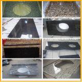 De grijze/Witte/Zwarte/Beige/Groene Bovenkanten van de Ijdelheid van de Steen van het Kwarts van de Oppervlakte van Kleuren Stevige Kunstmatige