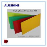 Incorniciatura di parete poco costosa composita di alluminio di prezzi 3mm 4mm ASP Acm Lowes dello strato del comitato