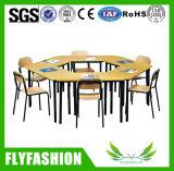 La Escuela Estudio de diseño único de mesa y silla (SF-103S)