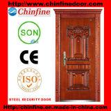 2016 Nouvelle conception de la sécurité de la porte d'acier (CF-903-B)