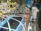 Plastica composita di plastica di legno di vendita calda che si sporge producendo macchinario