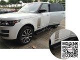 Panneau courant électrique d'opération latérale de pouvoir de Range Rover