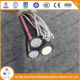 UL-aufgeführter heißer Verkauf in wir des Markt-AA-8030 Kabel Aluminiumlegierung-Leiter-konzentrisches Service-Eingangs-SE-Ser Seu