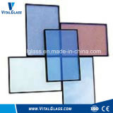6.38mm Clear 또는 Tinted PVB Laminated Glass