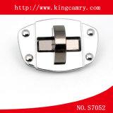 ハンドバッグのハードウェアのアクセサリのLagguageロックまたはハンドバッグロック袋のハードウェア