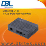 Звонок FXS Port VoIP Gateway/H. 323&SIP/Unlimited гловальный (HT-912T)
