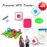 Real time die Persoonlijke Grote Sos GPS van de Knoop Drijver volgen (V28)