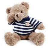 la clef d'ours de peluche de 16cm accroche des jouets de morceau