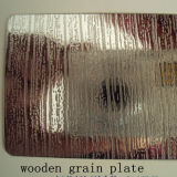 Stainelss Stahl geprägte Platte 201, 202, 304, 304L, 316, 316L
