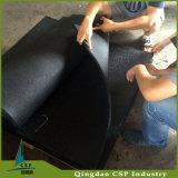 Non fabriqué en Chine aucun couvre-tapis en caoutchouc d'étage de Crossfit d'odeur