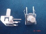 Interruptor iluminado de tato para equipamentos (TS-12-5G)