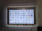 水晶屋内広告LED LGPのライトボックスの細いライトボックス