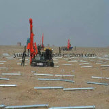 Energia solar Hot DIP Galvanizado Ground Anchor / Screw Pile / Ground Pile / Ground Screw