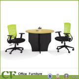 オフィスの組合せの楕円形の会合表の会議の机