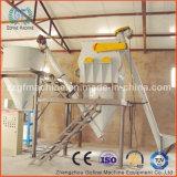 生産ラインを作る乳鉢を塗る壁