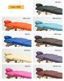 工場販売MB-001 2セクション折る木製のマッサージのベッド