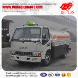 Camion-citerne de ravitaillement à 2 essieux avec système de freinage ABS