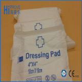 生殖不能のMedical Wound Dressing PadかSurgical Dressing