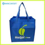 Non tissés Logo personnalisé imprimé sac d'emballage recyclables BRS-003