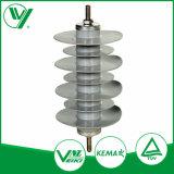 Limitatore di tensione alloggiato di ceramica composito ad alta tensione 15kv
