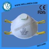 Mascherina di polvere a gettare di respirazione Ffp1
