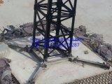 Hongdaのニースの品質タワークレーンTc4510